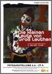 """Plakat """"Die kleinen Leute von Groß Leuthen"""""""