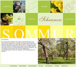 Scheunen-Sommer
